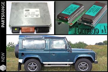 Land Rover Defender 90 Remapped GEMS Tornado ECU for D90 & D90 50th